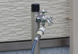 水栓柱・散水栓の水漏れ修理