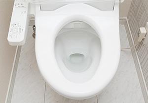 トイレ水漏れ修理
