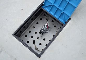 散水栓の交換・新設