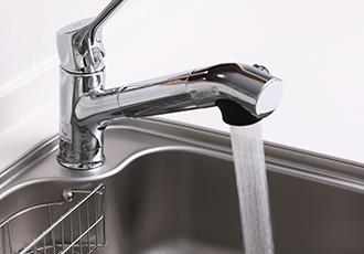 キッチン 台所の水漏れ修理
